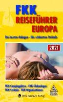 Európai naturista atlasz 2021