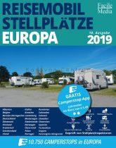 Reisemobil Stellplätze Europa 2019