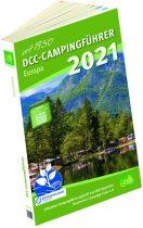 DCC kempingatlasz 2021 - Európa