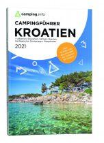 Kempingatlasz - Horvátország 2021