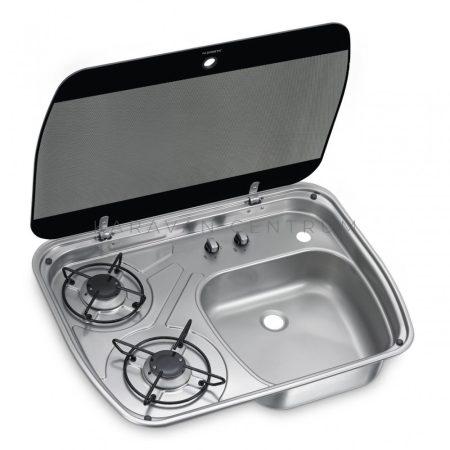 Dometic HSG 2445 főzőlap-mosogató