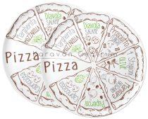 Brunner Pizza pizzatányér-készlet