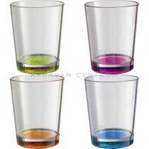 Brunner Multiglass-Color pohár, 4 db-os szett