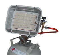 HGS 4600 infra hősugárzó, piezo gyújtás
