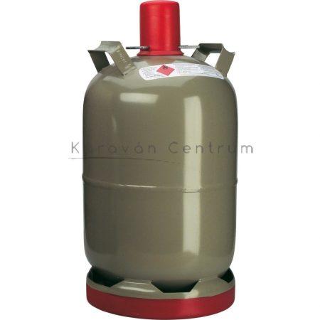 Acél gázpalack 11 kg-os