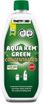 Thetford Aqua Kem Green lebontószer-koncentrátum, 0,75 liter