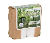 Bambex lebomló WC papír, 4 tekercs
