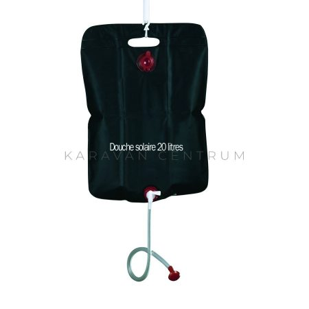 Solar zuhany, 20 literes