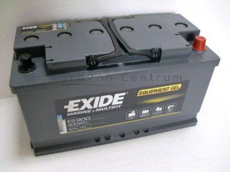 Exide Equipment GEL ES 900 zselés akkumulátor