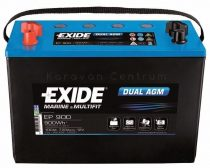 Exide Dual AGM EP 900 akkumulátor