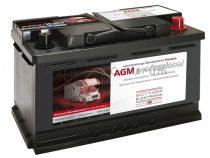 Büttner MT-AGM 100 akkumulátor