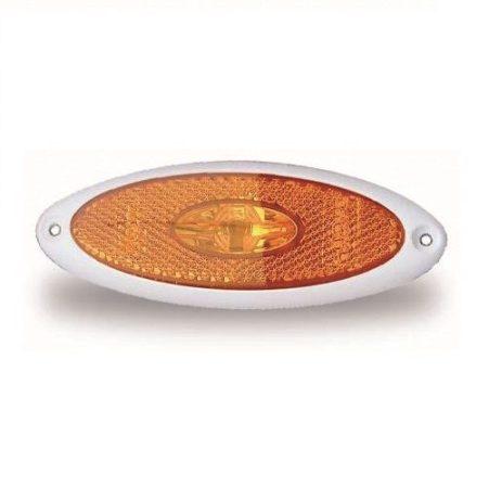 Jokon SMLR 2010 LED oldaljelző lámpa, fehér talp