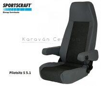 Sportscraft S  5.1 pilótaülés, Tavoc 2