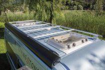Roof Rail Ducato tetőkeret, fekete