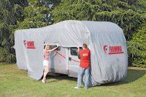 Fiamma Cover Premium lakóautó védőponyva, M-es méret