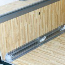Fiamma Garage-Bars Corner rakományrögzítő sínpár, 200 cm