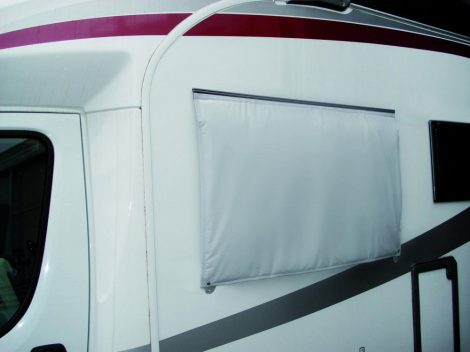 Hindermann ablak hőszigetelő, 135x80 cm