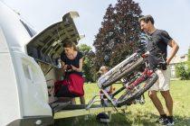 Fiamma Carry-Bike Caravan Active E-Bike kerékpártartó