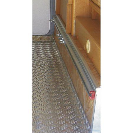 Fiamma Garage-Bars rakományrögzítő sínpár, 200 cm