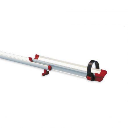 Fiamma Rail Quick C állítható kerékpártartó sín, piros