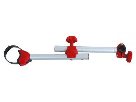 Fiamma Bike-Block Pro D2 kerékpárrögzítő kar, piros