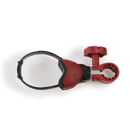 Fiamma Bike-Block Pro 1 kerékpárrögzítő kar, piros