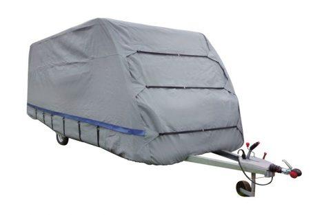 Hindermann Wintertime lakókocsi védőponyva, 710 cm