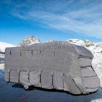 Camper Cover 6M alkóvos lakóautó védőponyva, 650 cm
