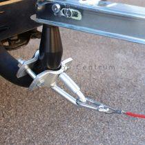 Biztosító kötél rögzítőbilincs