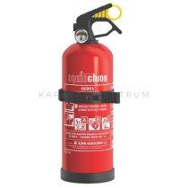 Tűzoltókészülék nyomásmérővel, 1 kg
