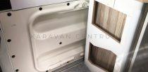 Fiat Ducato furgon burkolópanel, tolóajtó alsó rész asztallal