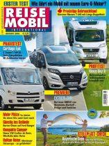Reisemobil International 2016/08 + ajándék példány