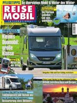 Reisemobil International 2016/11 + ajándék példány