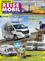 Reisemobil International 2017/06 + ajándék példány