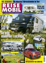 Reisemobil International 2017/07 + ajándék példány