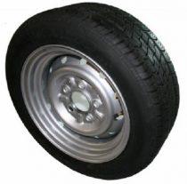 Utánfutó, lakókocsi komplett kerék, 195/50 R13 5,5x13 5x112