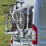Furgon/kempingbusz kerékpártartók
