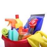 Takarítás, tisztító- és ápolószerek